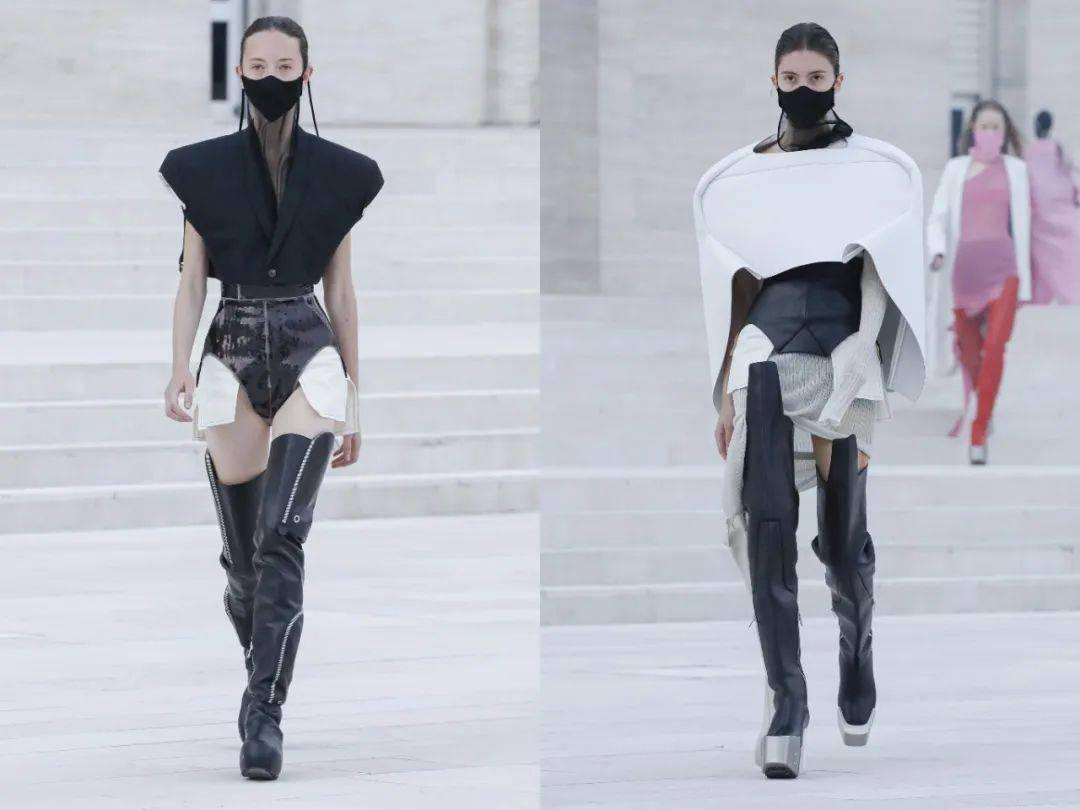 """Wow!时尚圈都集体步入""""未来""""了?"""