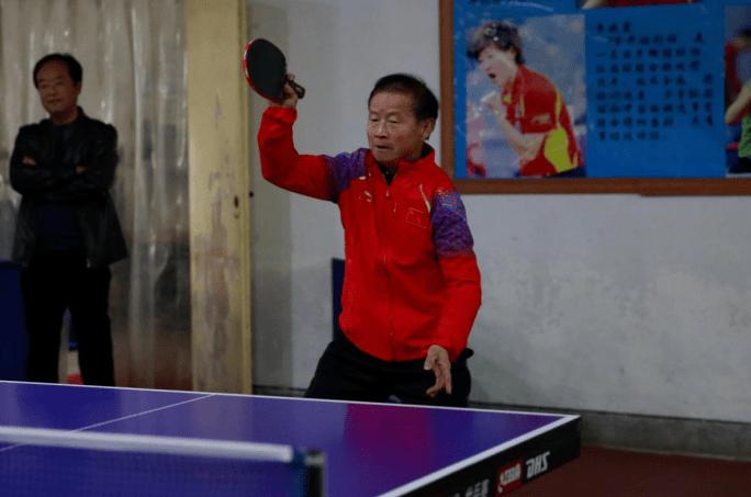 """一年之约,乒乓球世界冠军与岐山农民""""对话"""""""