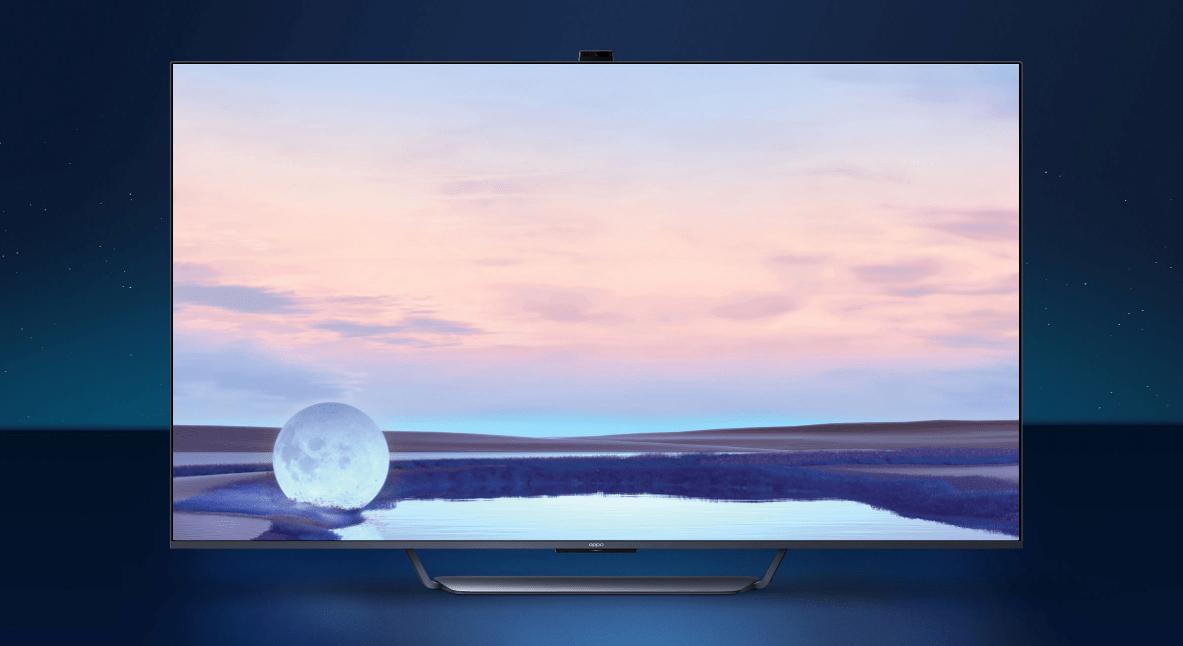 OPPO入局智能电视获联发科芯片加持 极致性能吸引眼球