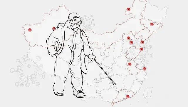 11月以来全国4地疫情反复,尚未出现大规模流行趋势