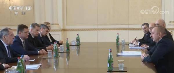 俄外长会见阿亚领导人 确认停火必要性