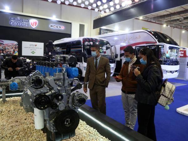 智能运输和物流展会在埃及举行