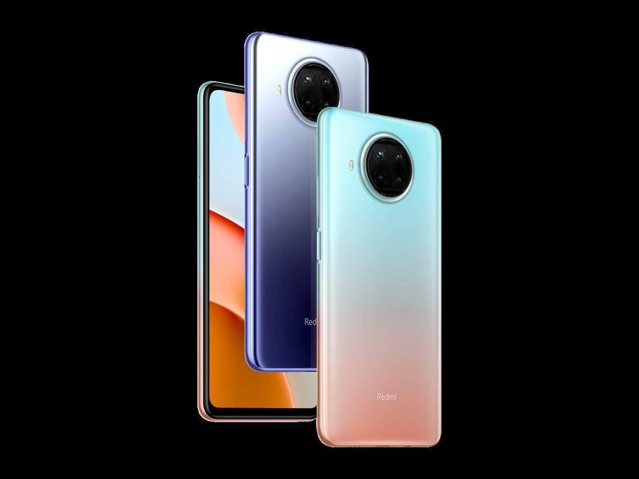 最前线丨Redmi发布Note9系列三款手机,999元起售