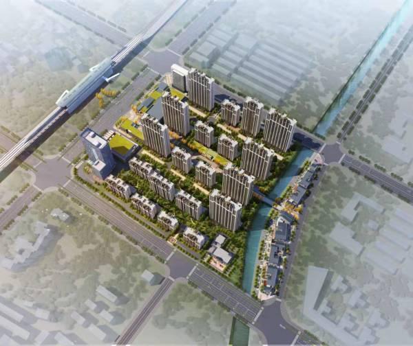 长兴高铁站对面中建悦湖名城售楼中心-电话-位置-定位-德清房产网_项目