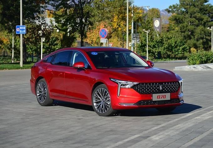 一汽奔腾的新车计划将推出一款接近红旗H5的新车型/尺寸