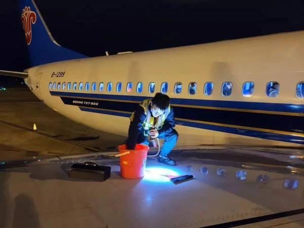 低温雨雪来袭 ! 南航24架次往返贵阳航班取消