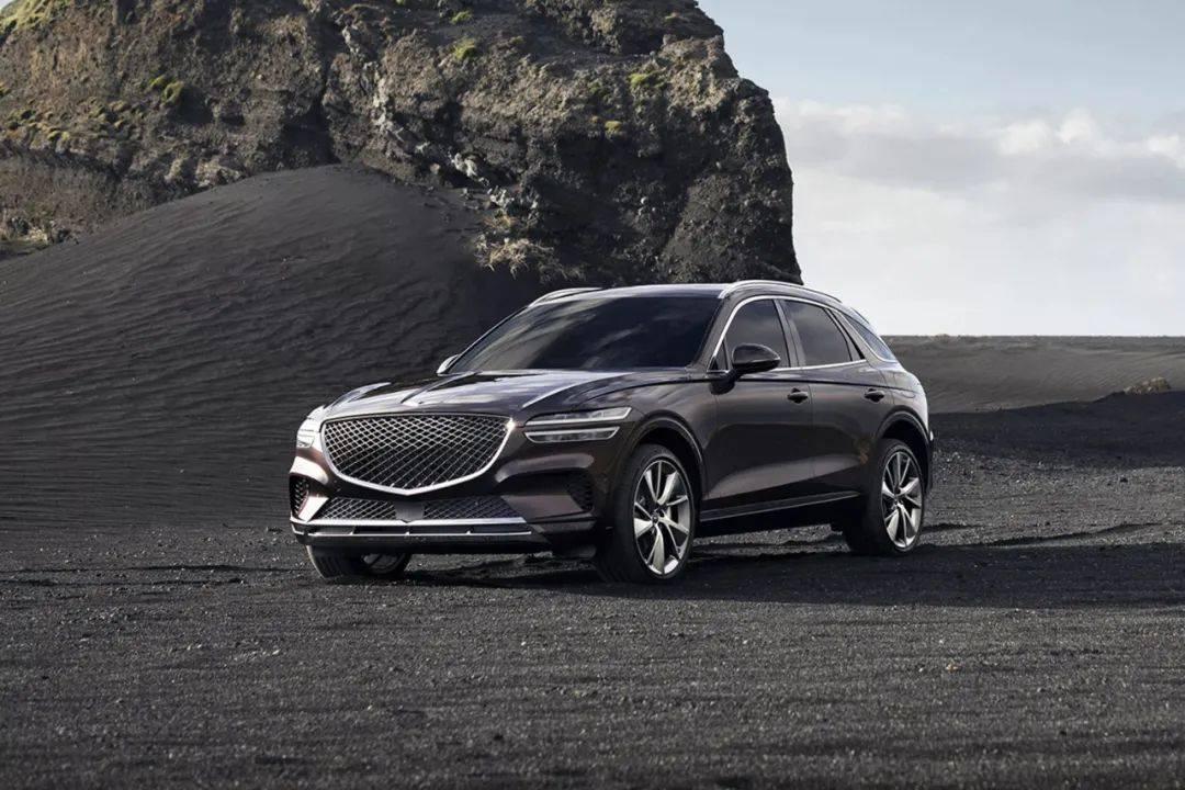 另一款豪华中型SUV即将发布,明年将进入中国。