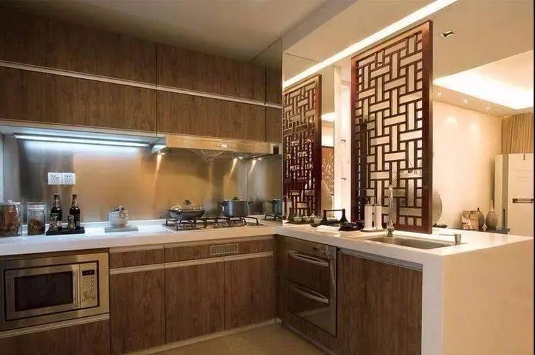 不同形式的中式厨房设计需要注意的问题有哪些