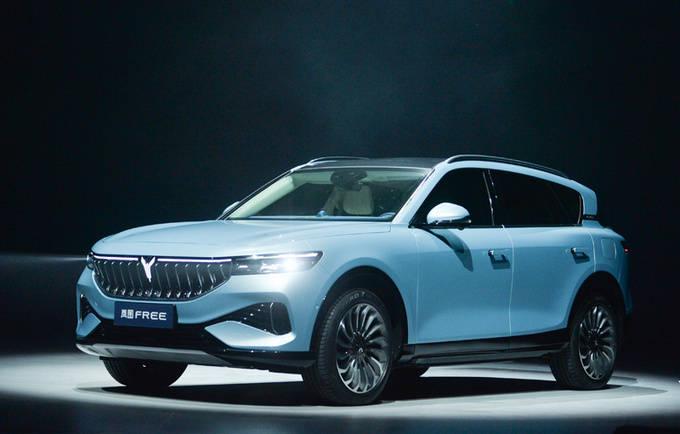 """AX7""电动SUV地图版发布。竞争是理想的。一个将在明年上市"