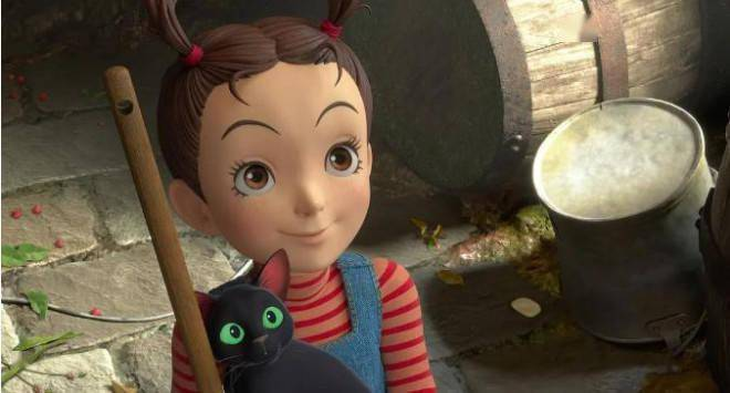 3DCG动画电影《阿雅与魔女》曝北美预告片 宫崎骏父子联袂打造