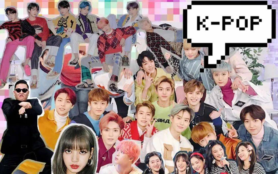 K-POP偶像