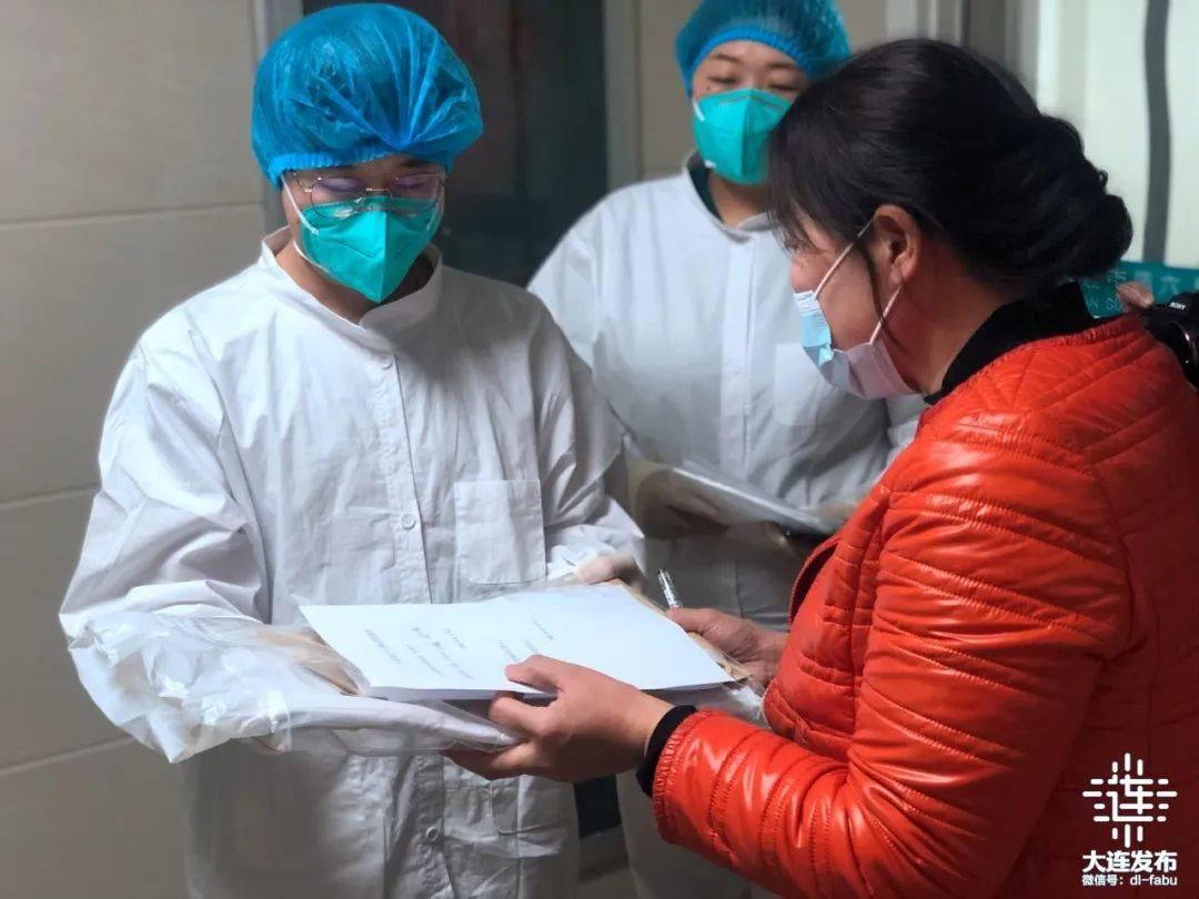 特殊的考场!大连无症状感染者隔离病房参加考研!