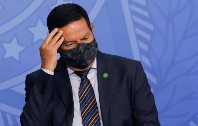 巴西副总统新冠检测结果呈阳性