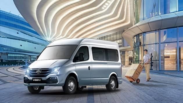 从售价12.98万元,2021年SAIC大通V80 PLUS将上市
