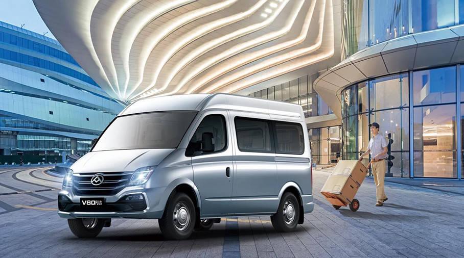 2021年SAIC大通MAXUS V80 PLUS上市