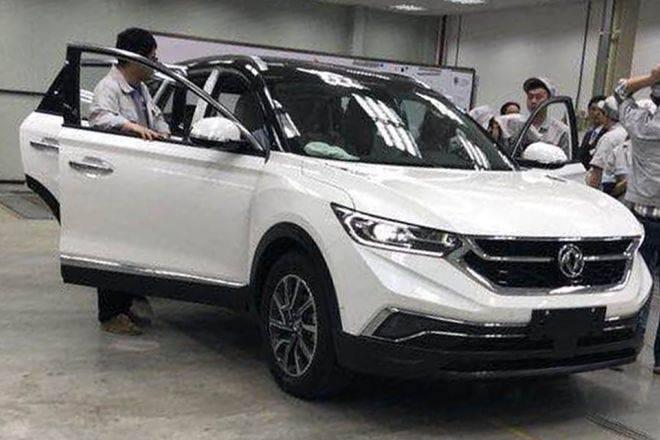 东风沈峰5年推8款新车,新产品计划曝光