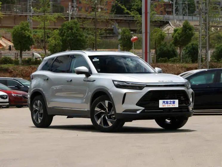 售价12.69万元的北京X7新年限量版上市