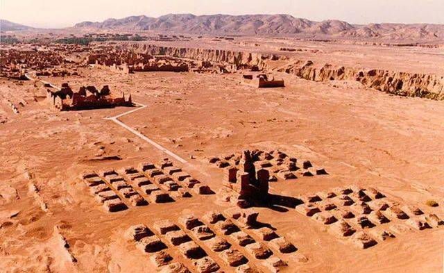 揭秘嬴秦早期在西域的重要居址——犬丘、西犬丘、秦邑的前世今生