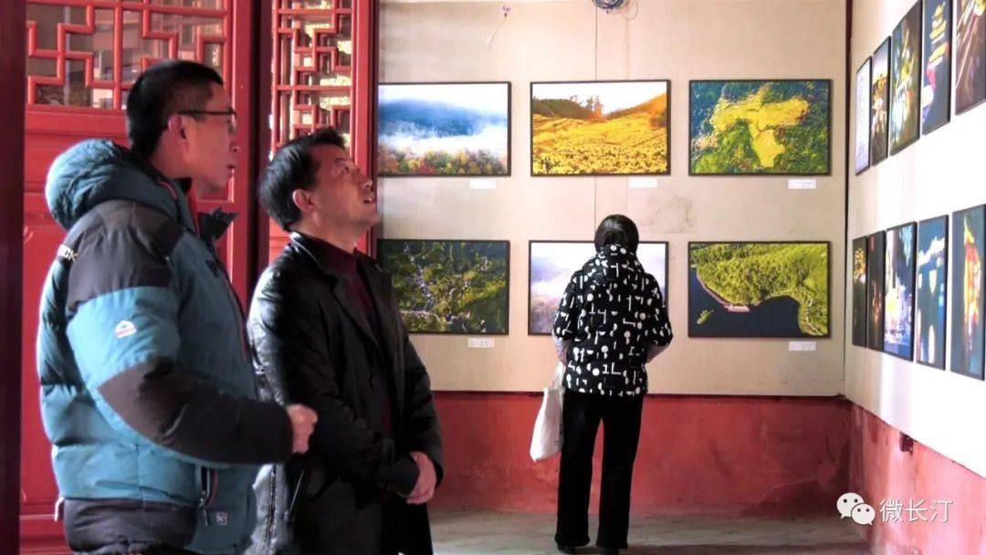 元旦摄影展:镜头定格美好 讲好长汀故事——