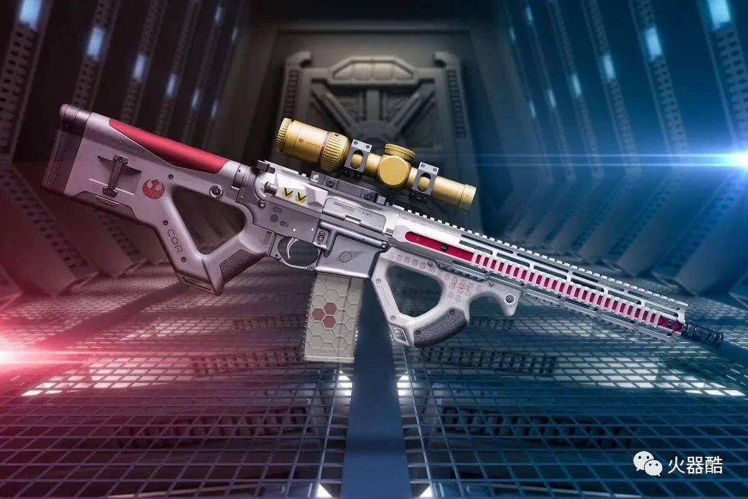 [超现实主义]装上德国赫拉武器配件的枪械图册