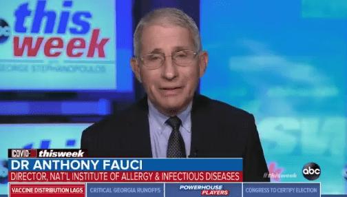 特朗普称美疫情数据被夸大,福奇:真死了这么多