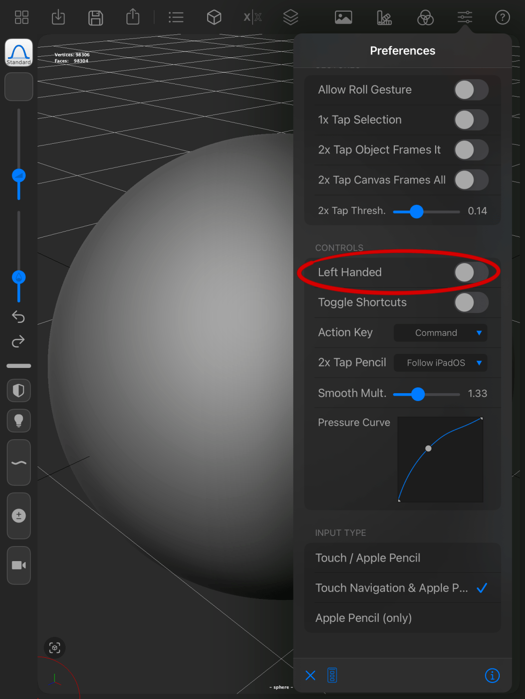 iPad 也能 3D 建模?轻松入门这款雕刻类 App,手把手教你捏只「卡比」  第8张