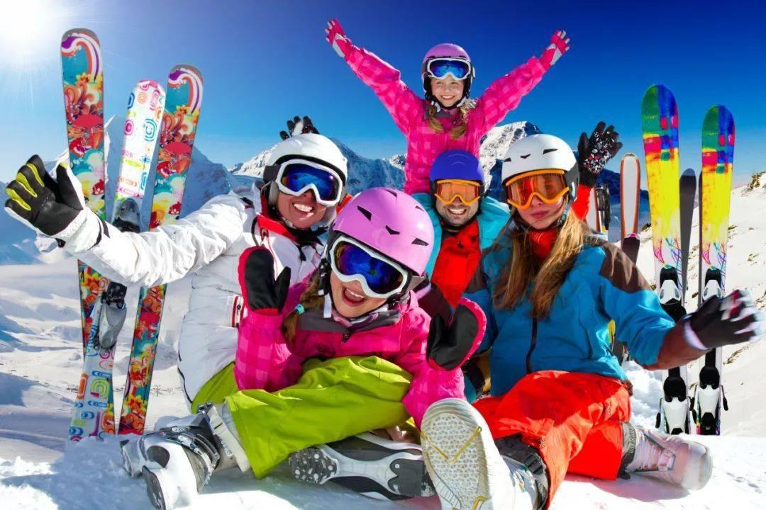 """美国儿科学会冬季运动指南来了!带孩子去雪地里""""撒点野""""~"""