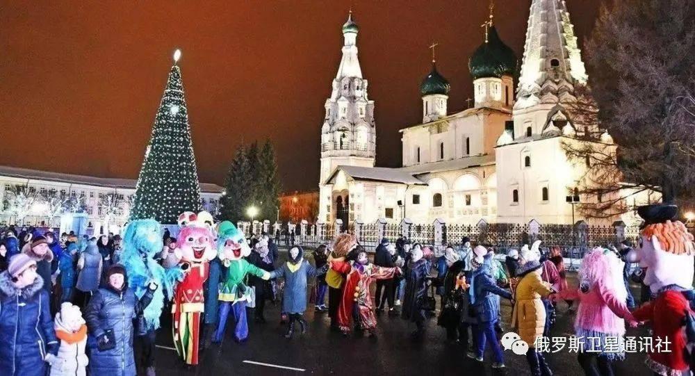 古城复兴,盛世遥望当下:历史名城雅罗斯拉夫尔的多彩新年