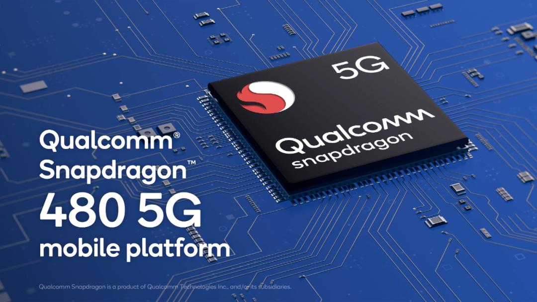 高通推出全新骁龙480 5G移动平台,加速全球5G商用化进程