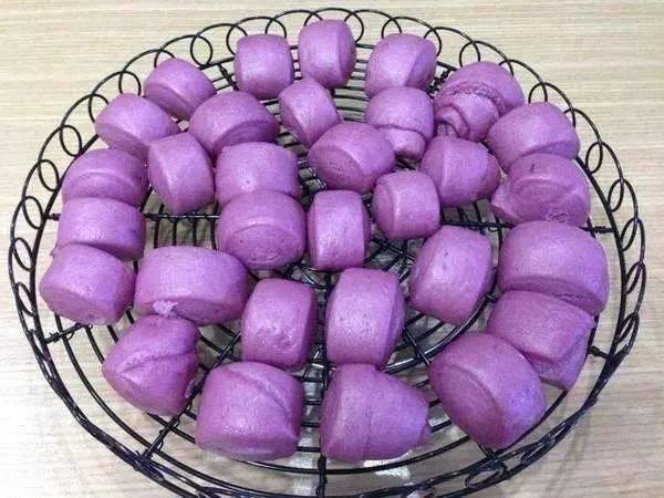 各种紫薯、南瓜、红糖、菠菜馒头配方及做法