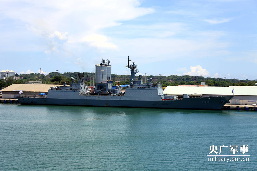韩军舰抵霍尔木兹海峡附近:应对韩籍船只被伊朗扣留事件