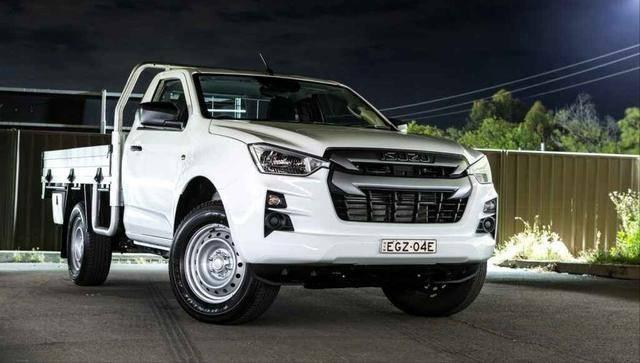 新的D-MAX单排皮卡车来了,农民工的专属车,4JJ3的强大动力