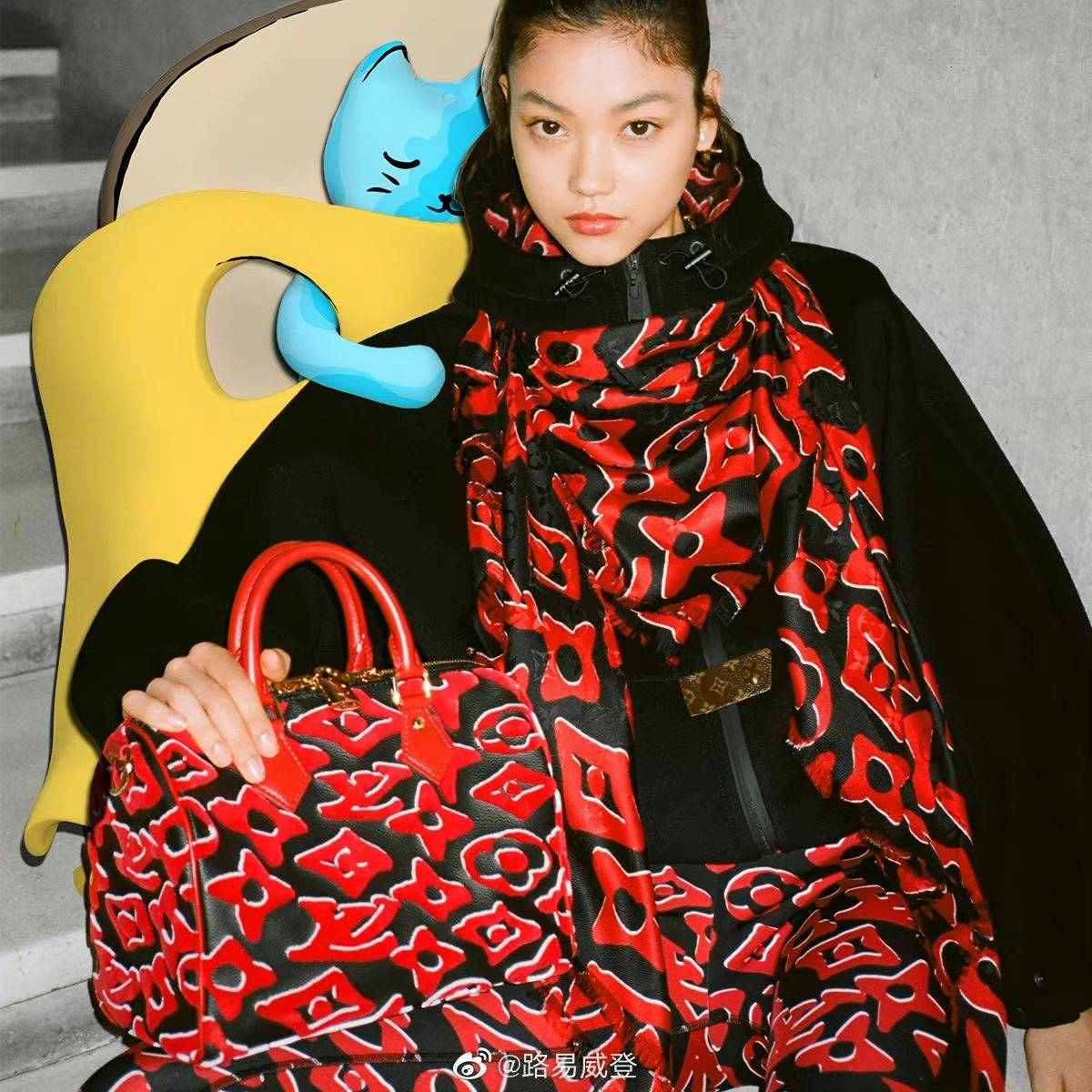 摩登日记 经典手袋的全新灵感 奢侈品蜕变成艺术品