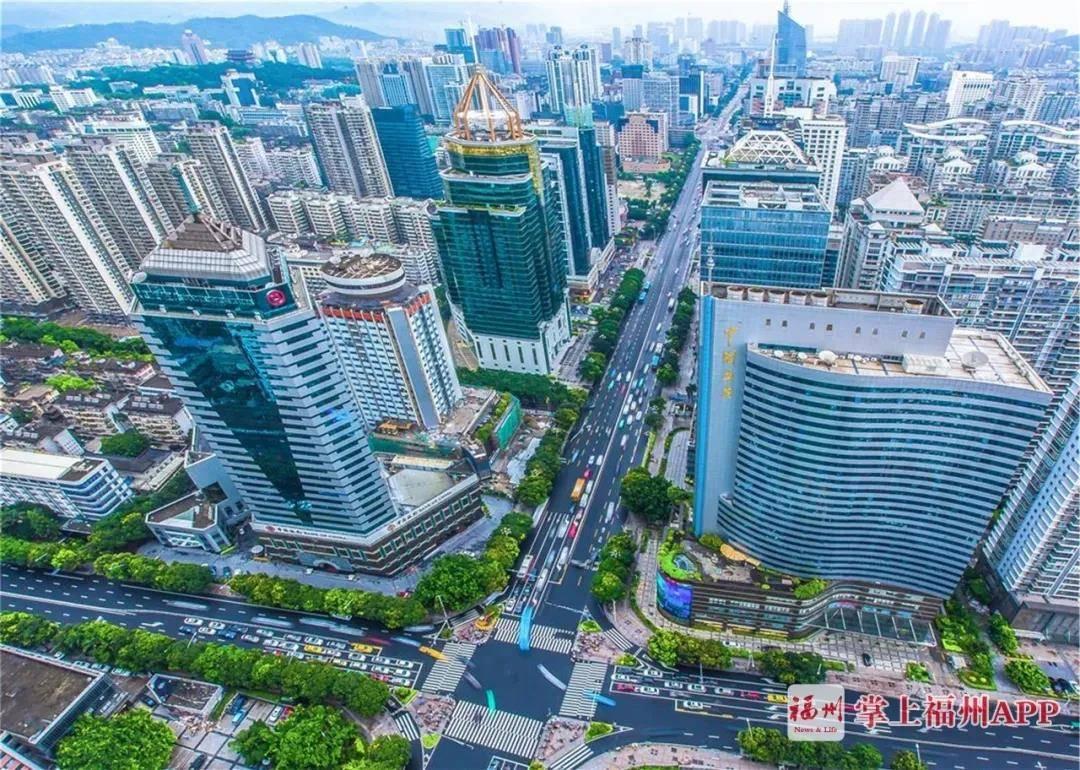 重磅文件发布!福州将争取行政区划调整!加快形成千万级人口城市  第2张