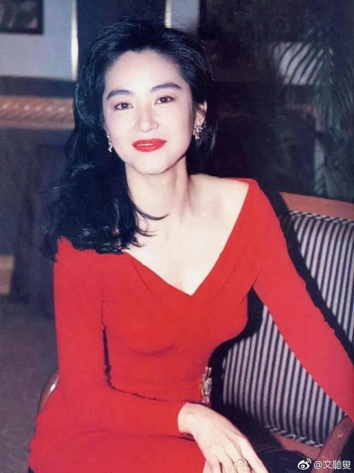 美人计 | 倪妮红裙太撩,一般人扛不了