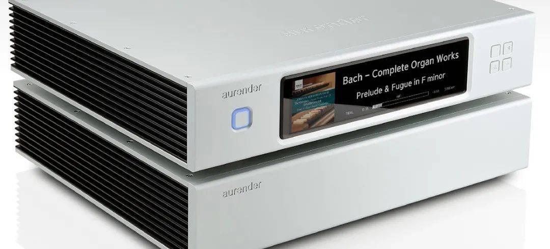 【新品速递】音频输出和系统分离:Aurender N30 分体式音乐伺服转盘