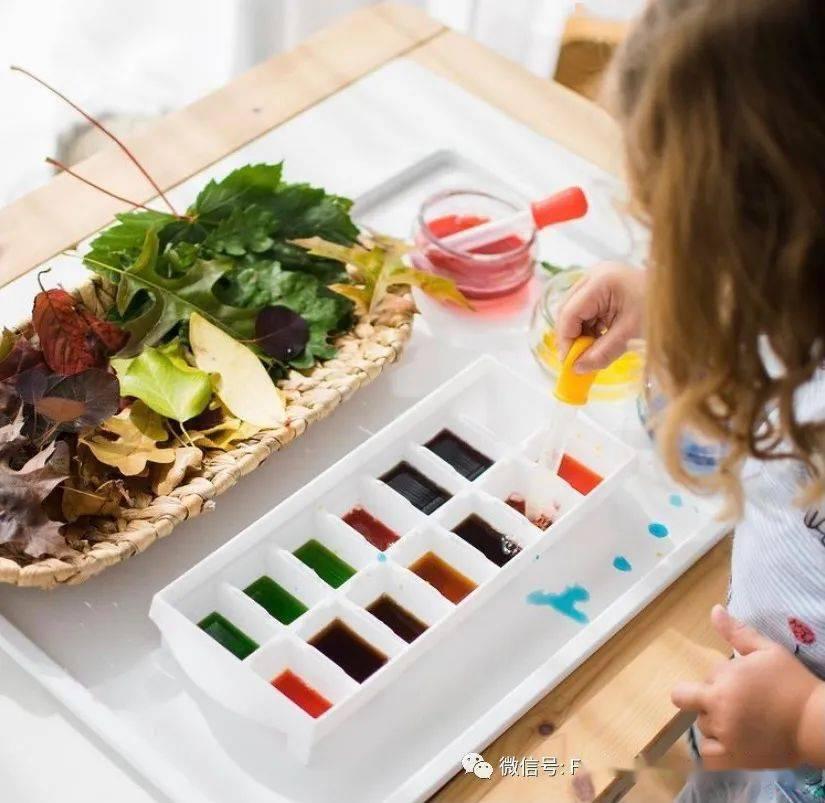 一堂让孩子爱上色彩的课,抓住孩子美商成长的关键期#fashion课堂#
