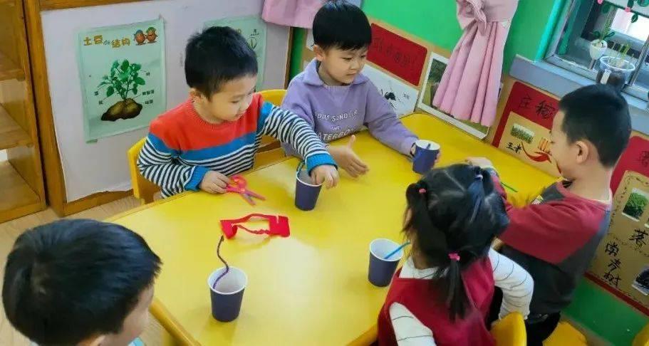 冰雪奇缘,冬日童趣——营口市育才幼儿园中班组冰灯畅想曲