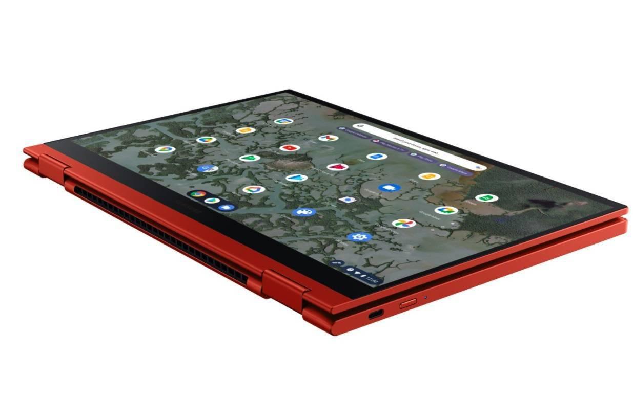 三星发布Galaxy Chromebook 2,搭载 QLED 屏