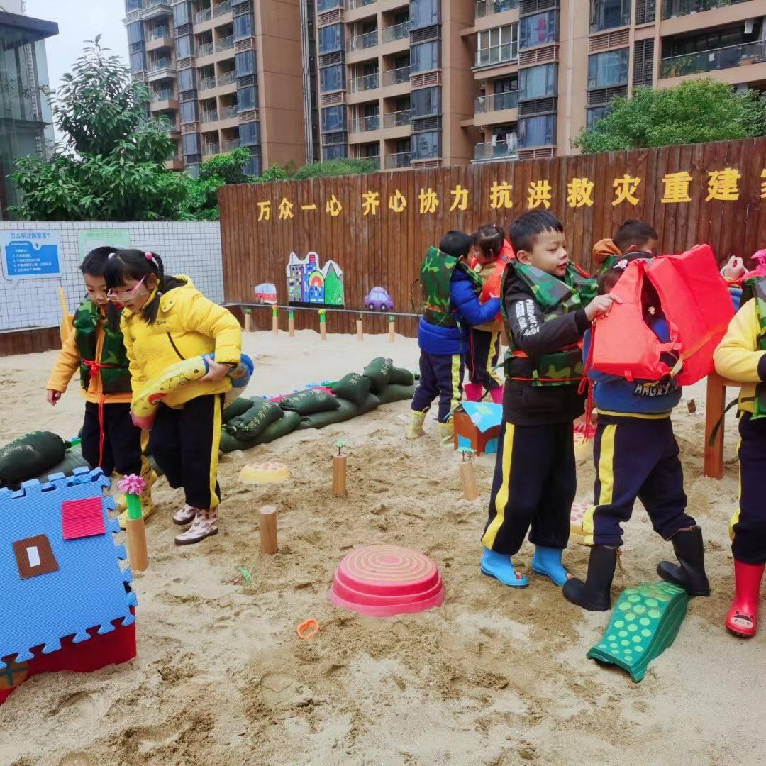 广州有所应急安全教育特色幼儿园,还是全国首创