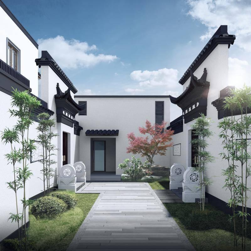 鸿威春江丽景总平面、地下室、低层住宅4~29#楼设计调整