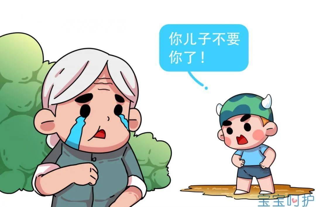 为什么妈妈一离开,宝宝就哭?知道真相的老母亲泪目了  第6张