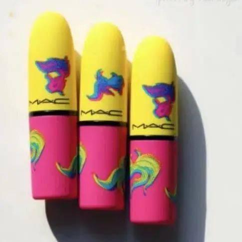 MAC作为彩妆届的巨头,新推出的21年限定系列太有创意了!