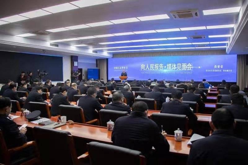 江苏公安机关:人民警察节向人民报告工作