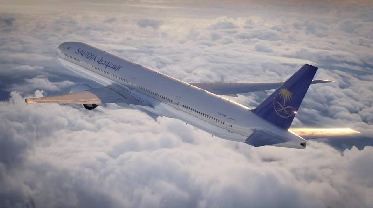 沙特航空将从11日起恢复飞往卡塔尔的民航航班