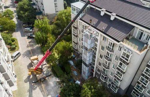 """全市58台加装电梯已经或即将""""上岗""""!"""
