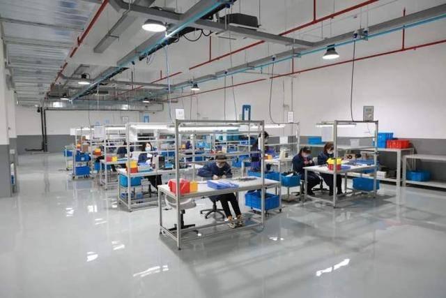 预计新增产值超1亿!金桥这家企业新厂房正式启用