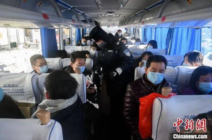 扩散!山西多地紧急通告,这些人一律隔离!太原地铁必须全程戴口罩!太铁56名火车司机驰援石家庄  第1张