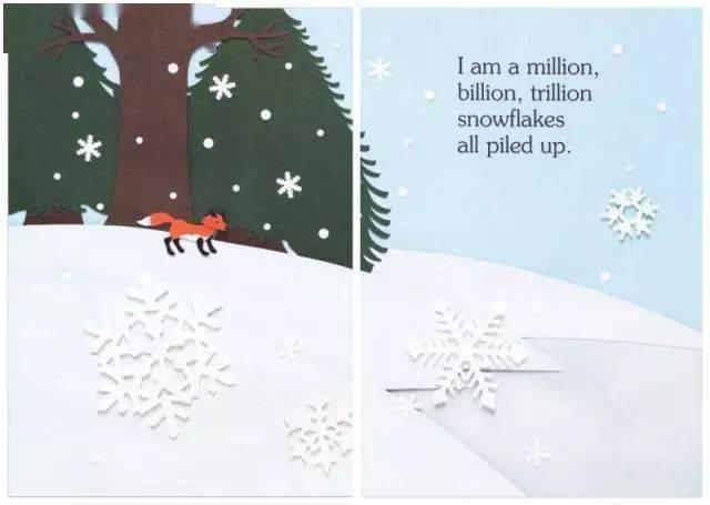 绘本故事:《I Am Snow》我是雪  第6张