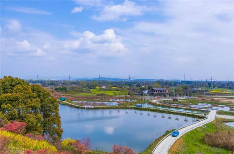 """成都市唐昌镇被授予""""中国农业公园""""荣誉称号"""